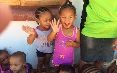 Kinderhilfe Kapstadt im Griff von Corona